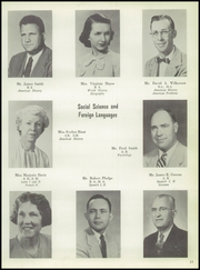 Page 15, 1956 Edition, Centennial High School - Bulldog Yearbook (Pueblo, CO) online yearbook collection