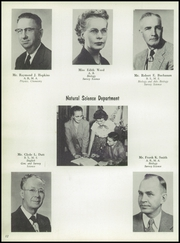 Page 16, 1956 Edition, Centennial High School - Bulldog Yearbook (Pueblo, CO) online yearbook collection