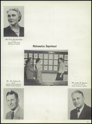 Page 17, 1956 Edition, Centennial High School - Bulldog Yearbook (Pueblo, CO) online yearbook collection