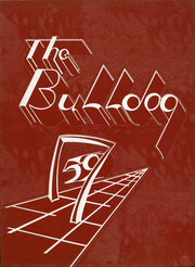 1959 Edition, Centennial High School - Bulldog Yearbook (Pueblo, CO)