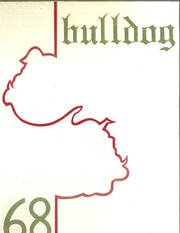 1968 Edition, Centennial High School - Bulldog Yearbook (Pueblo, CO)