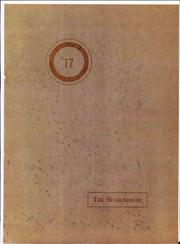 1917 Edition, Canon City High School - Nonac Regit Yearbook (Canon City, CO)