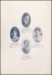Page 10, 1918 Edition, Canon City High School - Nonac Regit Yearbook (Canon City, CO) online yearbook collection