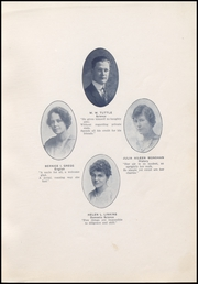 Page 11, 1918 Edition, Canon City High School - Nonac Regit Yearbook (Canon City, CO) online yearbook collection