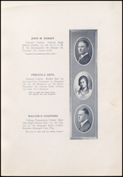 Page 17, 1918 Edition, Canon City High School - Nonac Regit Yearbook (Canon City, CO) online yearbook collection
