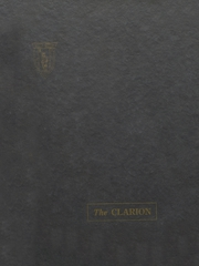 1919 Edition, Canon City High School - Nonac Regit Yearbook (Canon City, CO)