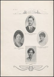 Page 10, 1920 Edition, Canon City High School - Nonac Regit Yearbook (Canon City, CO) online yearbook collection