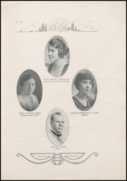 Page 11, 1920 Edition, Canon City High School - Nonac Regit Yearbook (Canon City, CO) online yearbook collection