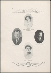 Page 12, 1920 Edition, Canon City High School - Nonac Regit Yearbook (Canon City, CO) online yearbook collection