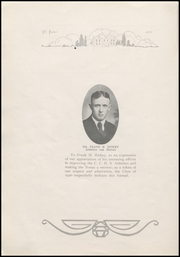 Page 6, 1920 Edition, Canon City High School - Nonac Regit Yearbook (Canon City, CO) online yearbook collection