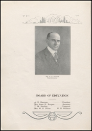 Page 8, 1920 Edition, Canon City High School - Nonac Regit Yearbook (Canon City, CO) online yearbook collection