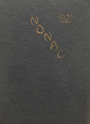 1921 Edition, Canon City High School - Nonac Regit Yearbook (Canon City, CO)