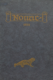 1924 Edition, Canon City High School - Nonac Regit Yearbook (Canon City, CO)
