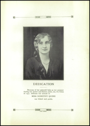 Page 11, 1931 Edition, Canon City High School - Nonac Regit Yearbook (Canon City, CO) online yearbook collection