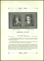 Page 12, 1931 Edition, Canon City High School - Nonac Regit Yearbook (Canon City, CO) online yearbook collection