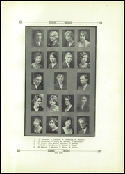 Page 13, 1931 Edition, Canon City High School - Nonac Regit Yearbook (Canon City, CO) online yearbook collection