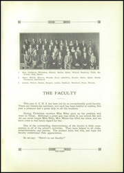 Page 17, 1931 Edition, Canon City High School - Nonac Regit Yearbook (Canon City, CO) online yearbook collection