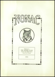 Page 9, 1931 Edition, Canon City High School - Nonac Regit Yearbook (Canon City, CO) online yearbook collection