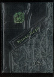 1954 Edition, Canon City High School - Nonac Regit Yearbook (Canon City, CO)