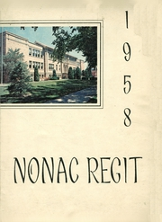 1958 Edition, Canon City High School - Nonac Regit Yearbook (Canon City, CO)