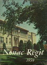 1959 Edition, Canon City High School - Nonac Regit Yearbook (Canon City, CO)