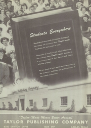 Page 8, 1951 Edition, Fountain Fort Carson High School - Yearbook (Fountain, CO) online yearbook collection