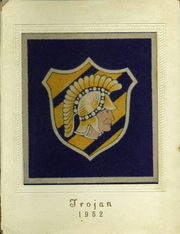 1952 Edition, Fountain Fort Carson High School - Yearbook (Fountain, CO)