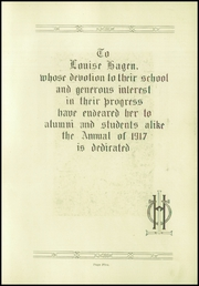 Page 7, 1917 Edition, Sterling High School - Tiger Yearbook (Sterling, CO) online yearbook collection