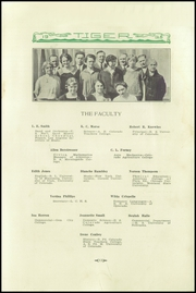 Page 15, 1925 Edition, Sterling High School - Tiger Yearbook (Sterling, CO) online yearbook collection