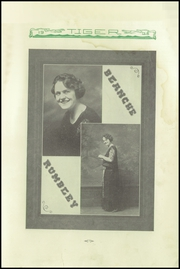 Page 7, 1925 Edition, Sterling High School - Tiger Yearbook (Sterling, CO) online yearbook collection