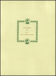 Page 5, 1928 Edition, Sterling High School - Tiger Yearbook (Sterling, CO) online yearbook collection