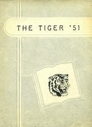 Sterling High School - Tiger Yearbook (Sterling, CO) online yearbook collection, 1951 Edition, Page 1