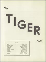 Page 9, 1951 Edition, Sterling High School - Tiger Yearbook (Sterling, CO) online yearbook collection