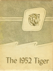Sterling High School - Tiger Yearbook (Sterling, CO) online yearbook collection, 1952 Edition, Page 1