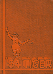 Page 1, 1954 Edition, Sterling High School - Tiger Yearbook (Sterling, CO) online yearbook collection