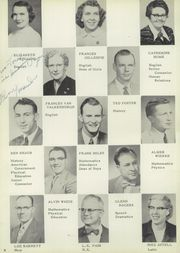 Page 12, 1954 Edition, Sterling High School - Tiger Yearbook (Sterling, CO) online yearbook collection