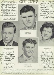 Page 18, 1954 Edition, Sterling High School - Tiger Yearbook (Sterling, CO) online yearbook collection