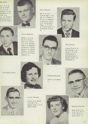Page 19, 1954 Edition, Sterling High School - Tiger Yearbook (Sterling, CO) online yearbook collection