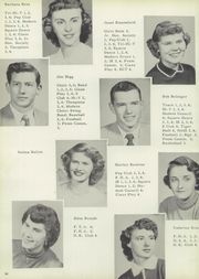 Page 20, 1954 Edition, Sterling High School - Tiger Yearbook (Sterling, CO) online yearbook collection