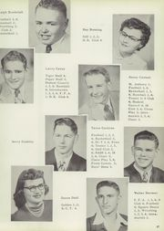 Page 21, 1954 Edition, Sterling High School - Tiger Yearbook (Sterling, CO) online yearbook collection