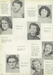 Page 24, 1954 Edition, Sterling High School - Tiger Yearbook (Sterling, CO) online yearbook collection
