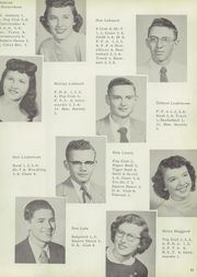 Page 25, 1954 Edition, Sterling High School - Tiger Yearbook (Sterling, CO) online yearbook collection