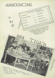 Page 6, 1954 Edition, Sterling High School - Tiger Yearbook (Sterling, CO) online yearbook collection