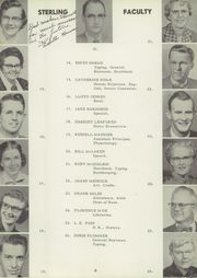 Page 13, 1955 Edition, Sterling High School - Tiger Yearbook (Sterling, CO) online yearbook collection