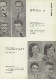 Page 17, 1955 Edition, Sterling High School - Tiger Yearbook (Sterling, CO) online yearbook collection