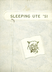 1951 Edition, Montezuma Cortez High School - Sleeping Ute Yearbook (Cortez, CO)