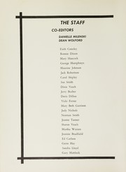 Page 8, 1957 Edition, Montezuma Cortez High School - Sleeping Ute Yearbook (Cortez, CO) online yearbook collection