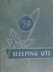 1959 Edition, Montezuma Cortez High School - Sleeping Ute Yearbook (Cortez, CO)