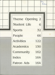 Page 3, 1985 Edition, Skyline High School - Wingspread Yearbook (Longmont, CO) online yearbook collection