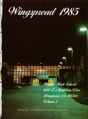 Page 5, 1985 Edition, Skyline High School - Wingspread Yearbook (Longmont, CO) online yearbook collection